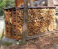Prodám palivové dřevo vysočina